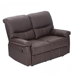 FDW 2 Set Sofa Loveseat Chaise Couch Recliner 2 Leather Livi