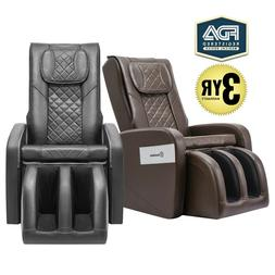 Full Body Massage Chair. Real Relax Recliner. Processing DEL