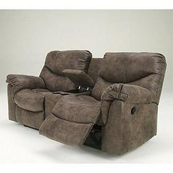 Signature Design by Ashley 7140094 Reclining Loveseat with C