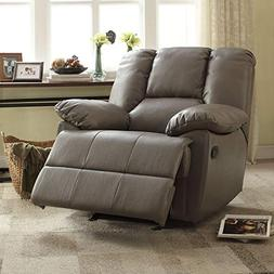 Major-Q 7859425 Air Leather Extra Large Rocking Recliner Cha