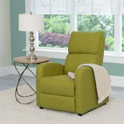 Corliving - Moor Recliner - Green