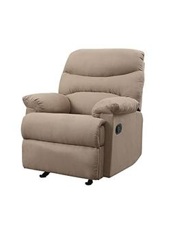 Acme Furniture Arcadia Microfiber Recliner