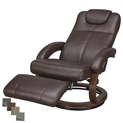 "RecPro Charles 28"" RV Euro Chair Recliner Modern Design RV F"