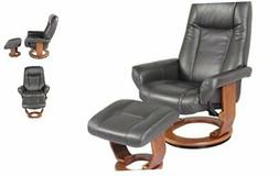 coja by sofa4life faux leather recliner