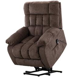 Electric Massage Lift Chair Recliner Oversized Heated Aemcha