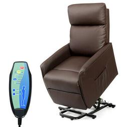 Electric Power Lift Massage Sofa Recliner Vibrating Chair wi