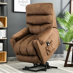electric power lift recliner armchair for elderly