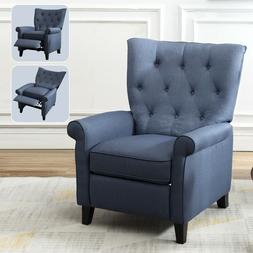 Elizabeth Accent Recliner Chair Push Back Reclining Single E