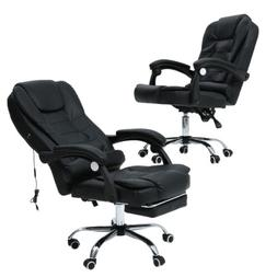 Executive Gaming Chair Massage Reclining Swivel Office Chair