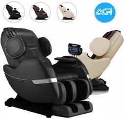 Full Body Electric Massage Chair Recliner Straight I Track 3