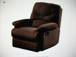 Acme Furniture Arcadia Recliner Chocolate - Local Pick up in