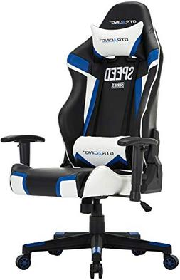 GTracing Gaming Chair Ergonomic Racing Chair Recliner High-B
