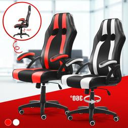 Gaming Chair Racing Computer Office Chairs High Back Executi