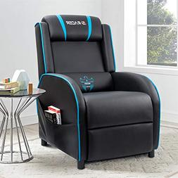Homall Gaming Recliner Chair Single Living Room Sofa Recline