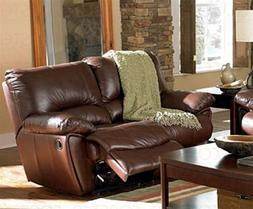 Coaster George Double Reclining Loveseat