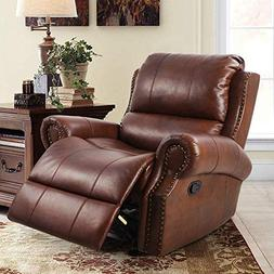 LCH Gliding Recliner Leather Chair – Reclining Sofa Suitab