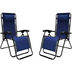 Caravan Sports Infinity Zero Gravity Reclining Chair 2pk