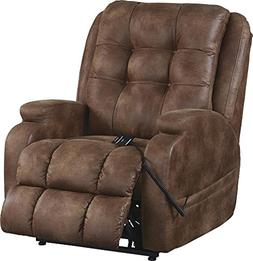 4855-29 Catnapper Jenson Power Lift Recliner Chair.-Rated fo