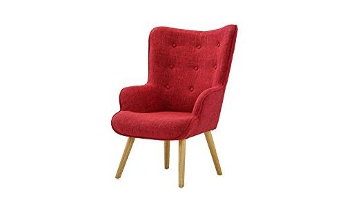 Accent Chair Room, Chairs Tufted Detailing Legs