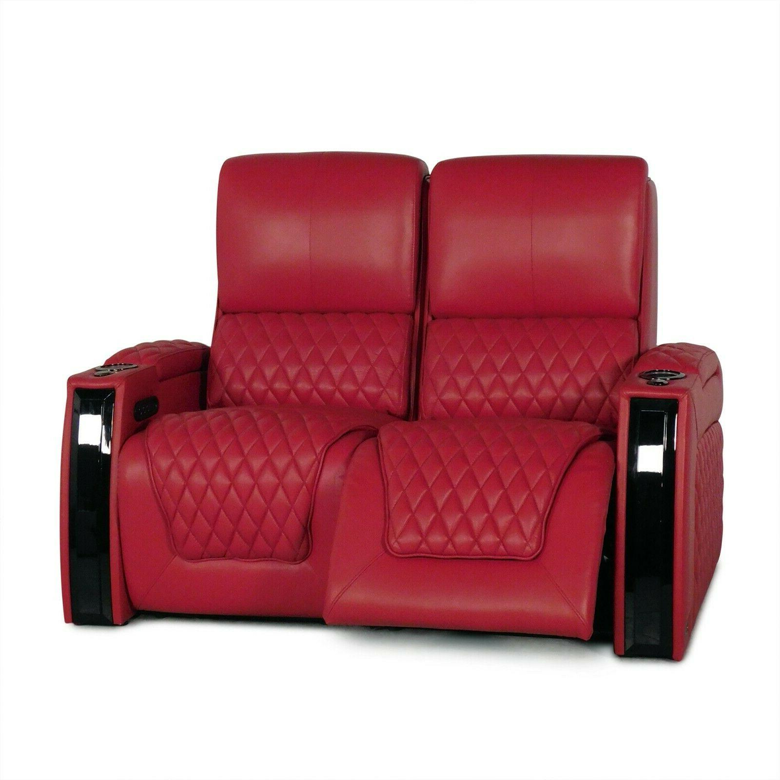 Seatcraft Red Home Seating Chairs Loveseat