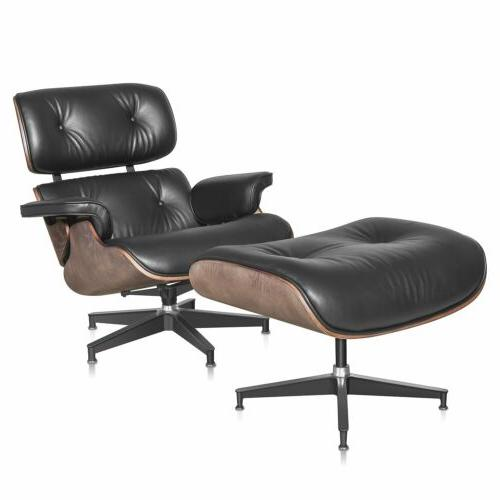 Eames & Reproduction Leather