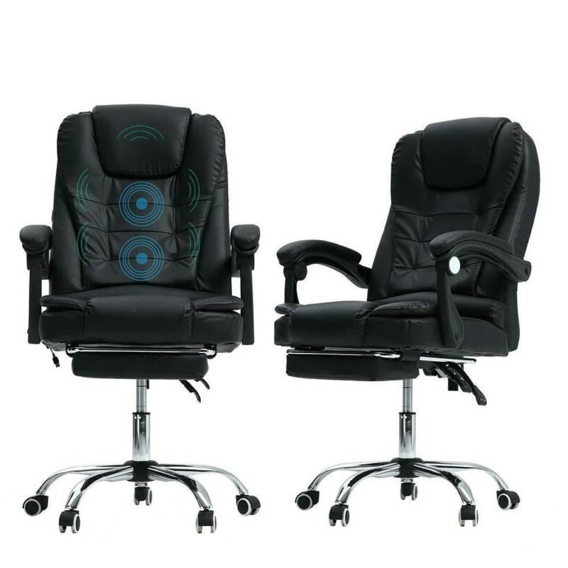 Executive Office Chair Swivel Leather Chairs