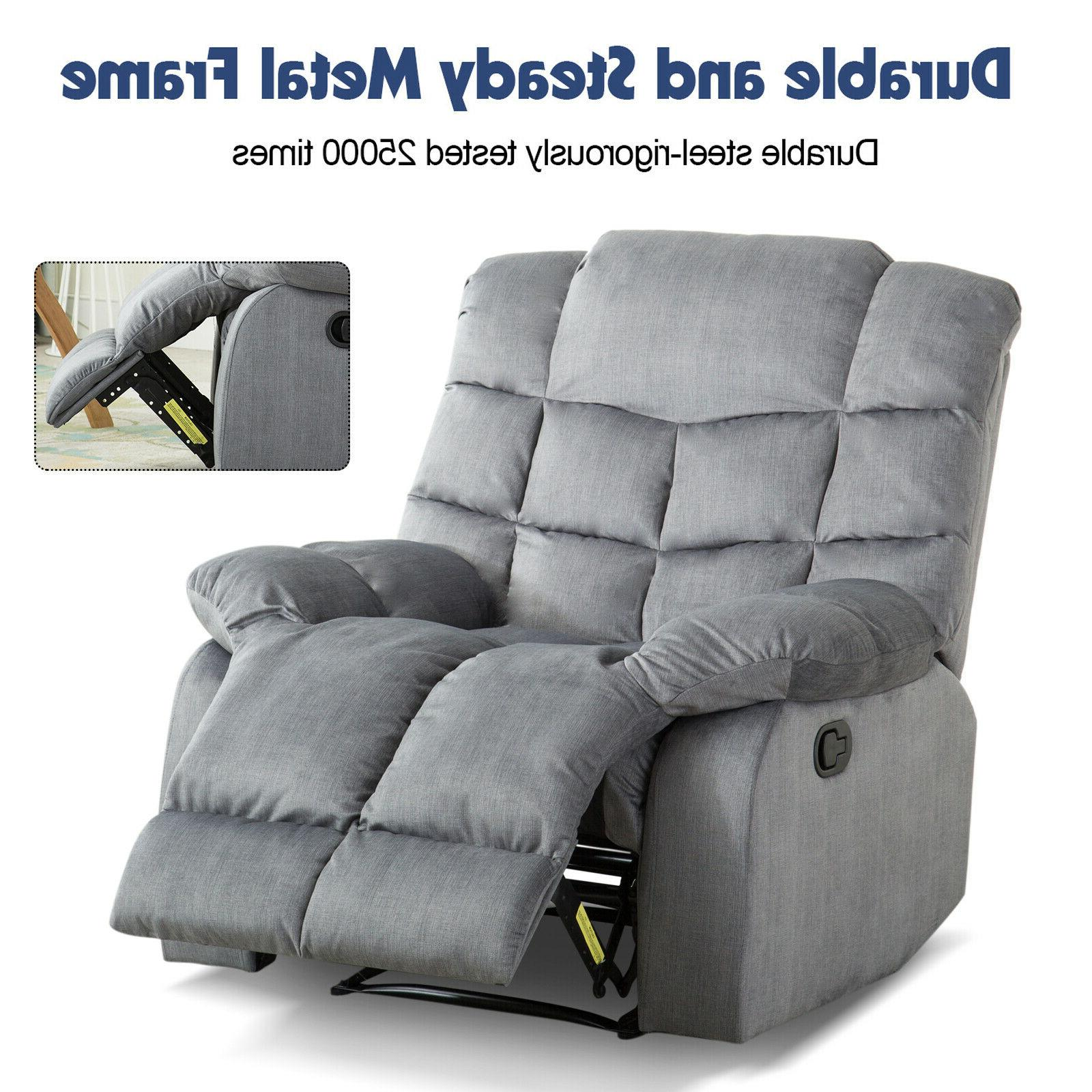 Fabric Manual Couch Sofa Thickened