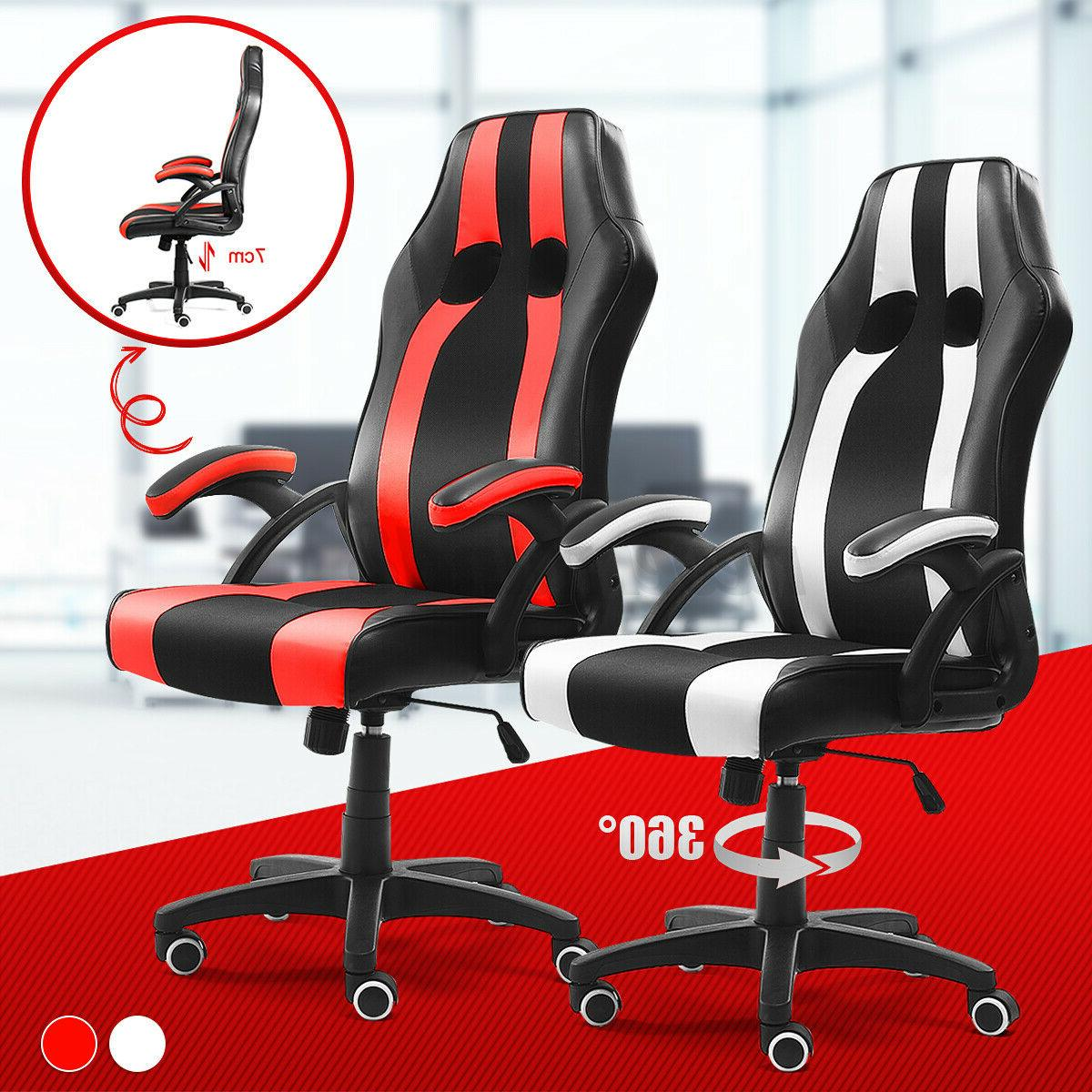gaming chair racing computer office chairs high