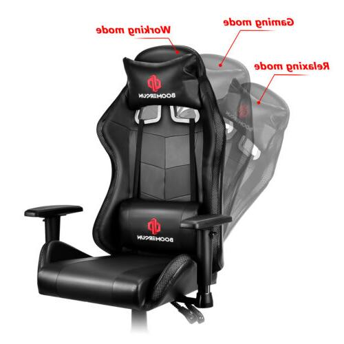 Gaming Chair RGB Lumbar Support
