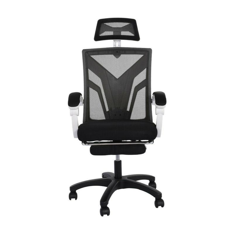 High-Back Swivel Gaming Office Recliner with