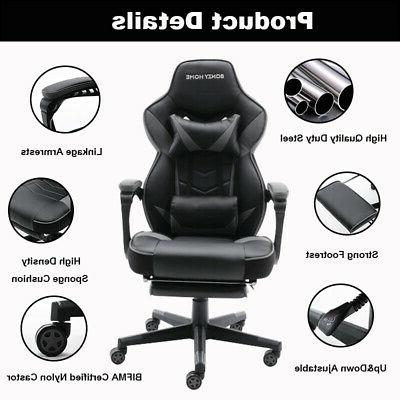 Office Gaming Chair Racing Task Chair
