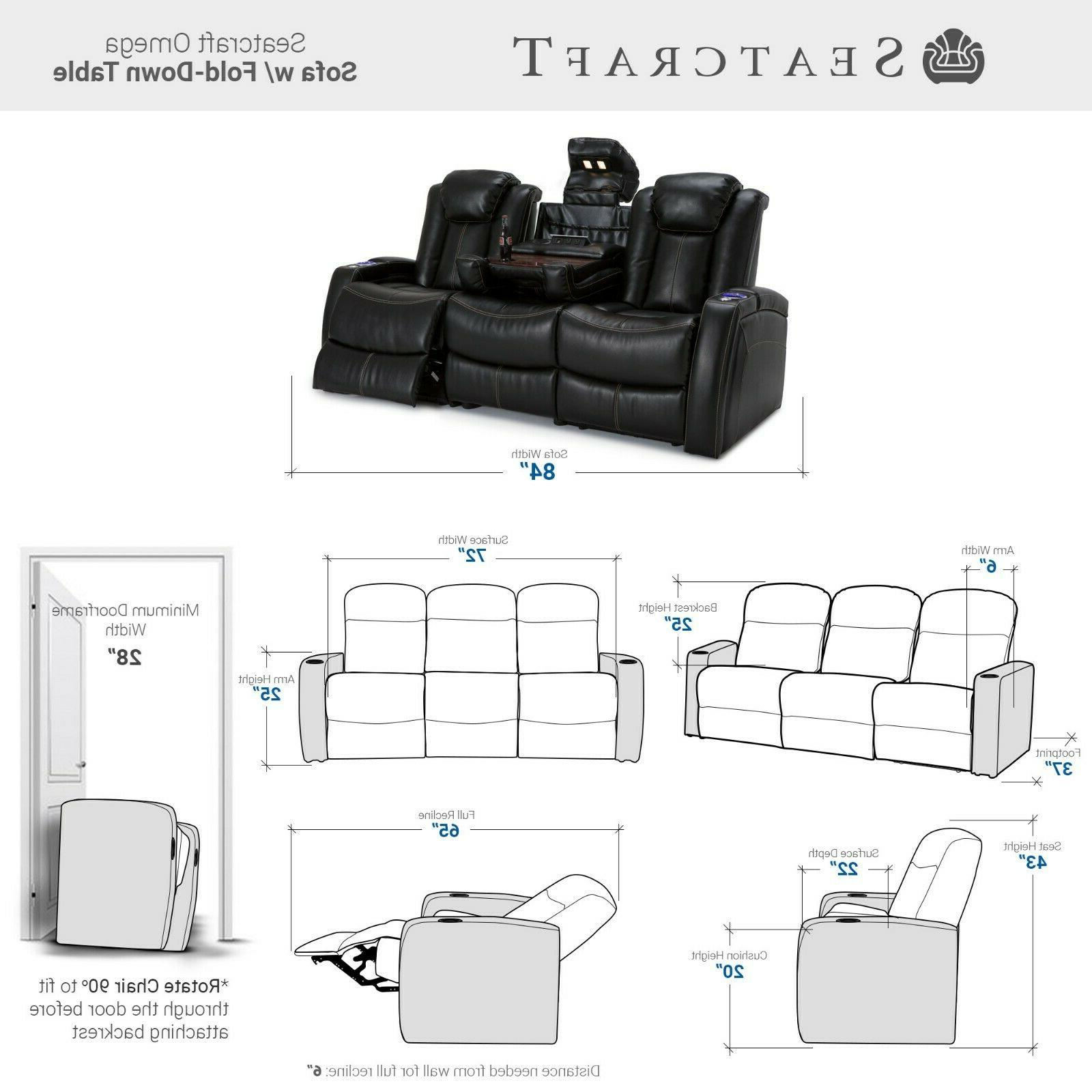 Seatcraft Seating Chair Couch