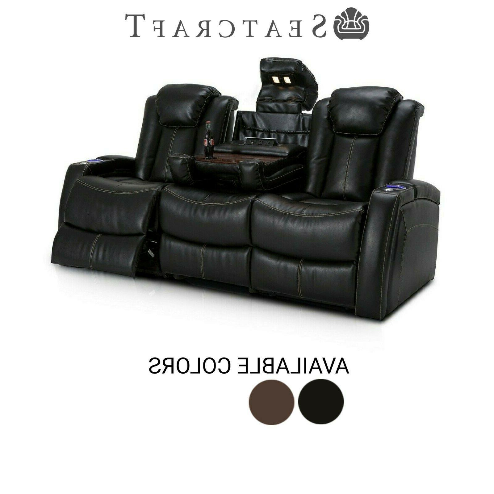omega home theater seating sofa recliner seat
