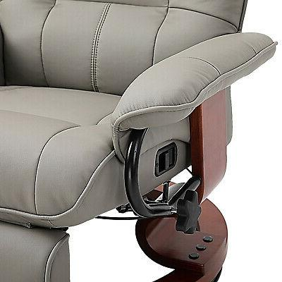 Relaxing and Adjustable Recliner