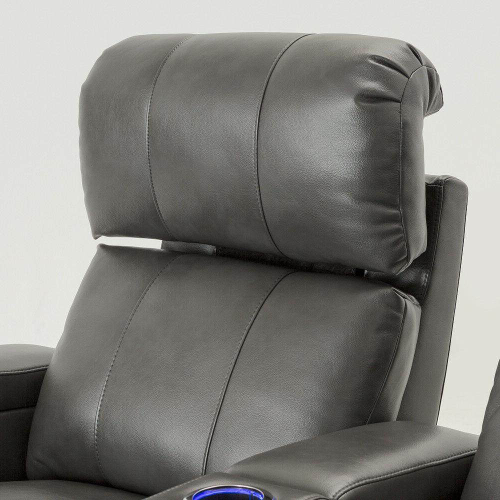 Seatcraft Sonoma Home Theater Seating Recliners Chair Couch Room