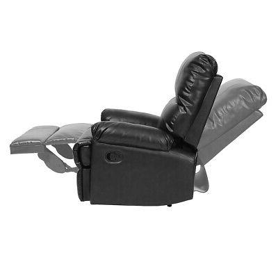Stylish Recliner Manual Sofa Armchair Couch
