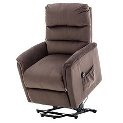 BONZY Lift Recliner Contemporary Power Lift Chair Soft and W