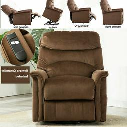 Electric Power Lift Recliner Chair Upgrade Motor Overstuffed