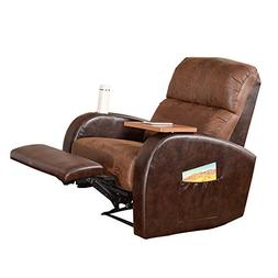 Soges Luxurious Manual Recliner Chair Lounge Sofa Home Theat