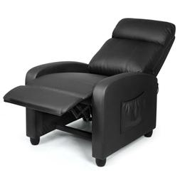 Massage Chair Recliner Leather Chair Single Sofa  Padded Sea