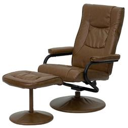 My Friendly Office MFO Contemporary Palimino Leather Recline