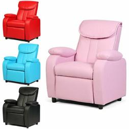 New Kid Recliner Sofa Armrest Chair Couch Children Living Ro