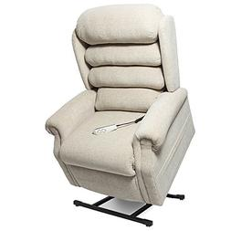 NM-1950LT Mega Motion Power Lift Recliner Chair.  Suggested
