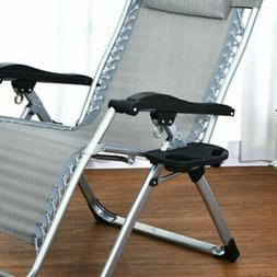 Portable Gravity Folding Lounge Beach Chairs Outdoor Camping