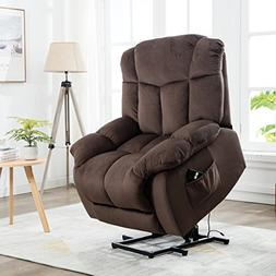 CANMOV Power Lift Recliner Chair - Heavy Duty and Safety Mot