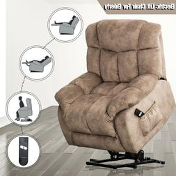 Power Lift Recliner Chair for Elderly Heavy Duty & Safety Mo