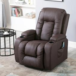 Power Lift Recliner Chair Sofa Lounge For Elderly Heavy Duty