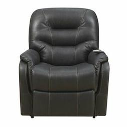 Pulaski  Prime Resources Heat And Massaging Lift Chair In Ba