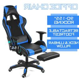 Racing Gaming Chairs Computer Office Chairs Recliner High Ba