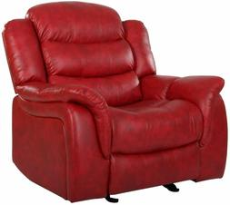 Recliner Chair Arm Armchair Lift Reclining Leather Large Con